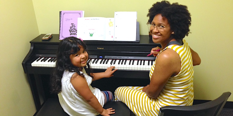 Piano Lessons in Round Rock