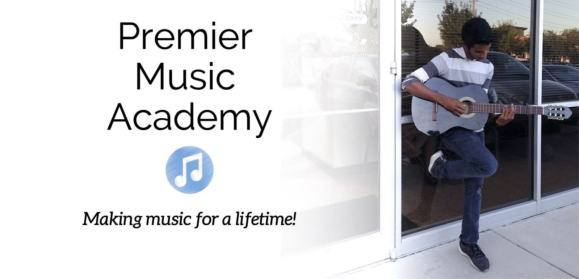 Piano Lessons, Guitar Lessons, Voice Lessons, and more!